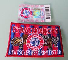 Aufnäher Motiv Nr 22 FC Bayern München