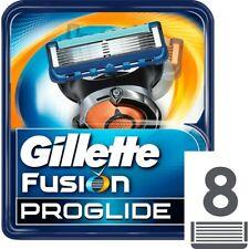 Gillette Fusion ProGlide Lames De Rasoir Pour Homme - 8 Recharges
