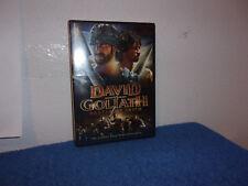 David vs. Goliath: Battle of Faith (DVD, 2017)