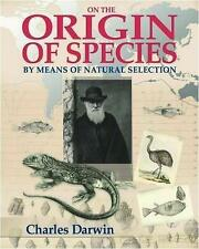 CHARLES DARWIN: ON THE ORIGIN OF SPECIES BY MEANS OF NATURAL SELECTION Illus HC