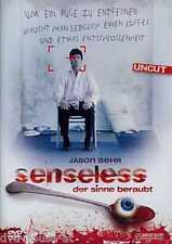 DVD * SENSELESS * TOTAL UNCUT FSK18 * NEU & OVP * SCHWEIZ EDITION Sinne beraubt