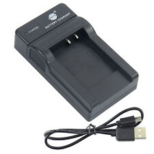 DSTE UDC89 USB Battery Charger For PENTAX D-LI88 SANYO DBL-80 VBX070 Camera