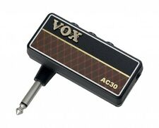 Vox Amplug AP2-AC AC-30 Guitar Amplifier Headphone Amp AP2AC Guitarist Practice