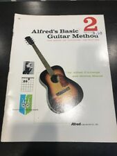 Alfreds Basic Guitar Method Songbook #2