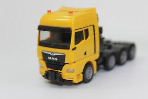 Herpa 313537 Man TGX GX Sl Zugmaschine 1:87 H0 Neuf Emballage D'Origine