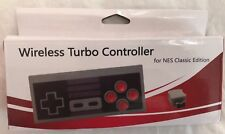 2.4GHz RF Wireless Turbo Controller for NES Classic Edition SHIPS FROM U.S.A