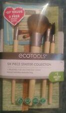 Ecotools Six Pieces Starter Set Makeup Brush Brushes #1206 - NEW