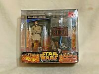 Star Wars - Obi-Wan Kenobi Action Figure & Revenge of the Sith Tumbler