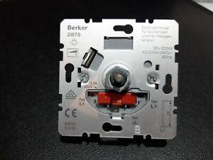 Berker Drehdimmer 2875, Gebraucht einwandfrei