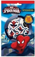 Marvel Ultimate Spider-man Sticker Collection Over 700 Stickers