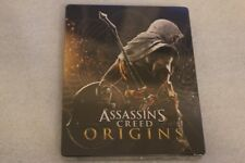 Assassins Creed Origins Steelbook  PS4 PC XBOX G2 SIZE STEELBOX METAL CASE