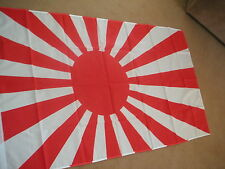JAPAN RISING SUN FLAG FLAGS 5'X3' POLYESTER BRAND NEW POST FREE IN UK