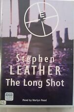 The Long Shot: Stephen Leather: Unabridged Cassette Narr Martyn Read