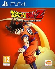 DRAGON BALL Z: KAKAROT PS4 EU NUOVO SIGILLATO PLAYSTATION 4 SAYAN DISPONIBILE