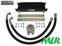 MOCAL 13-19 ROW ENGINE OIL COOLER KIT 200SX TURBO S13 S14 SA