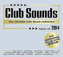 Club Sounds Best of 2014 von Various   CD   Zustand gut