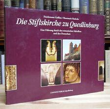 Harz Quedlinburg Stiftskirche Fresken Malerei Domschatz Kunst Foto Bildband