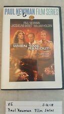 When Time Ran Out / Paul Newman Film Series / Very Good DVD 51418