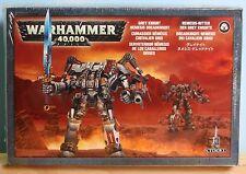 GW WARHAMMER 40 K, Nemesis-Chevalier de la Grey Knights, 99120107003