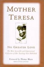 Mother Teresa: No Greater Love-ExLibrary