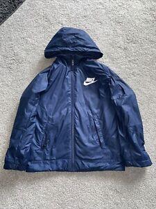 Boys Nike Waterproof Jacket Age 8-10 Years