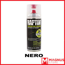 U-Pol Raptor 2K vernice spray 400 ml UPOL - NERO