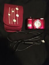 Nikon COOLPIX L26 16.1MP Digital Camera - Red