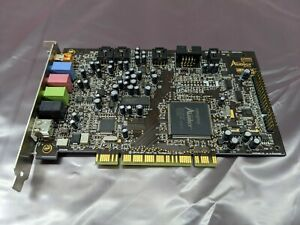 Audigy Sound Blaster SB1394 PC Sound Card (SB0090) - TESTED, U.S. SELLER