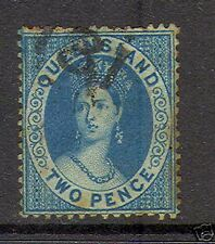 Queensland #6a Used