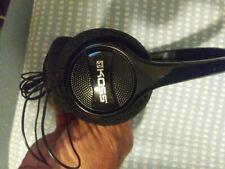 Koss Headband Headphones, Black