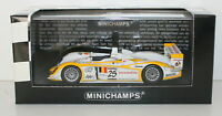MINICHAMPS 1/43 400 031325 AUDI R8 1000km SPA 03 WINNERS