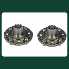 2 FRONT WHEEL HUB ONLY FOR HONDA ACCORD 4CYL 1990-1997 LEFT & RIGHT  513098H NEW