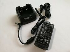 BC-152 Quick Desktop Charger For ICOM F50 F51 F50V F60 F60V Walikie Talkie