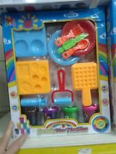 Set plastilina e per giocare formine Kit gioco di qualità giocattolo toy w