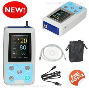 neu ABPM50 Ambilatorischer Blutdruckmonitor 24 Stunden Rekorder für Handgriffe