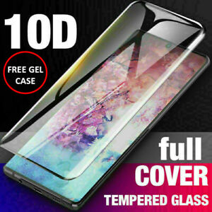 10D Samsung Galaxy S20 S20+ S20 S10 Ultra Full Tempered Glass Screen Protector