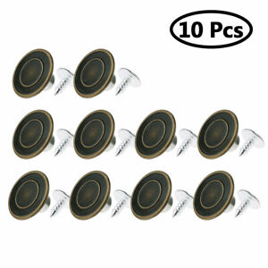 50Pcs Round Fabric Wrapped Metal Shank Buttons Sewing Connector for Suit Coat