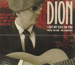 Dion(CD Single)I Got My Eyes On You-New