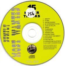 Sunfly Most Wanted 859 15 Massive Hits CDG Karaoke SMW859