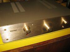 TEAC A-BX7R stereo amplifier.