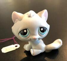Littlest Pet Shop LPS Grey Cat #198