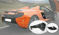 For Mclaren 650S MP4 Carbon Fiber OEM Rear Bumper With Side Cover Body Kit 3pcs