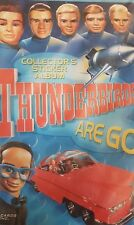 THUNDERBIRDS ARE GO,  FULL SET OF STICKERS  X132 + ALBUM