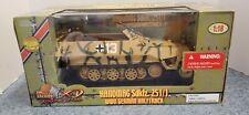 Ultimate Soldier Hanomag Sdkfz. 251/1 WWII German Halftrack 1:18 Model