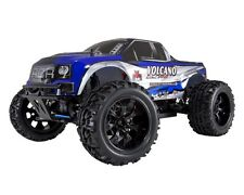 1:10 Volcano EPX PRO RC Monster Truck 4WD Brushless Electric Motor 2.4GHz Blue
