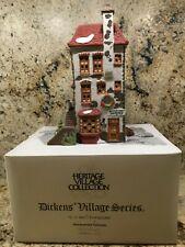 Department 56 Christmas Village Dickens' Village Series