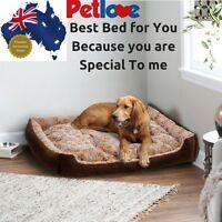 Pet Dog Mattress Cat Bed Extra Large Soft Warm Washable Padding Mat S L XXL XXXL