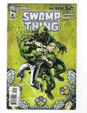Swamp Thing # 2 Regular Cover Nm New 52 N52 Dc