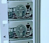 Advertising 16mm Film Reel - Seattle First National Bank (SB23)