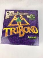 Tribond Diamond Edition Board Game 1998 FAST SHIPPING